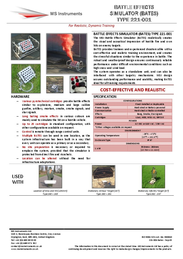 Downloads - MS Instruments
